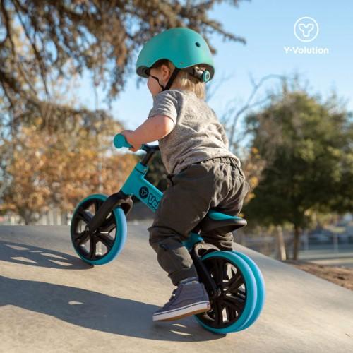 Le saviez-vous? La draisienne permet de savoir faire du vélo sans petites roulettes