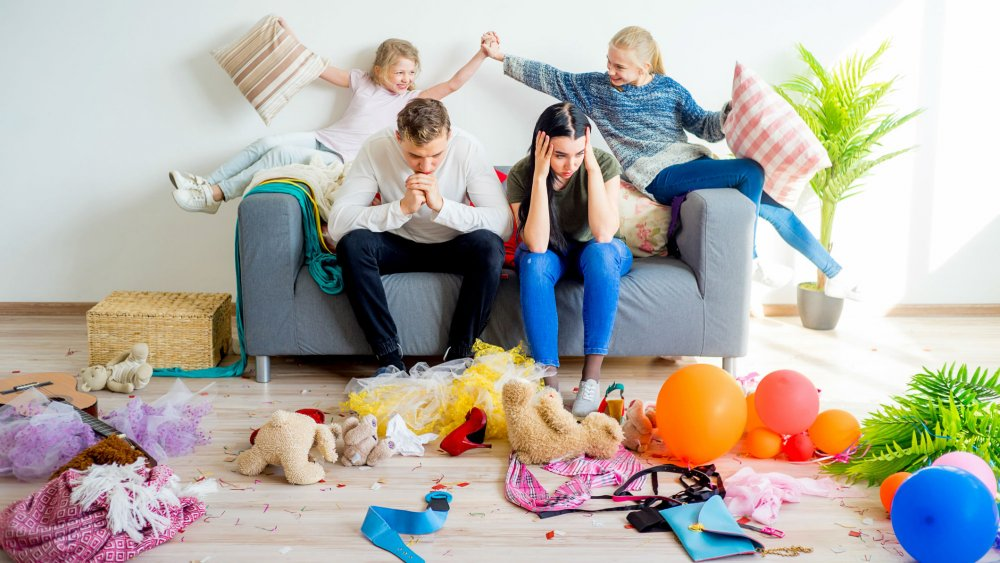 Le burn-out parental : un danger à prendre au sérieux