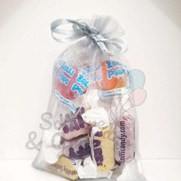 Sachet découverte bonbons Zollipop naturels sans sucre