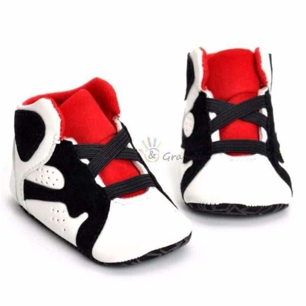 Chaussures souples pour bébé, dès 3 mois
