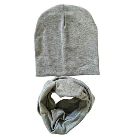 Ensemble bonnet + cache-cou
