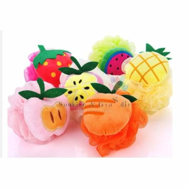 """Fleur de douche """"fruit"""" pour enfant"""