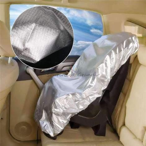 Housse anti UV pour siège auto bébé