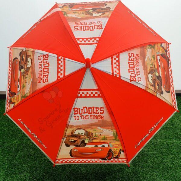Parapluie Disney pour enfant: Cars*