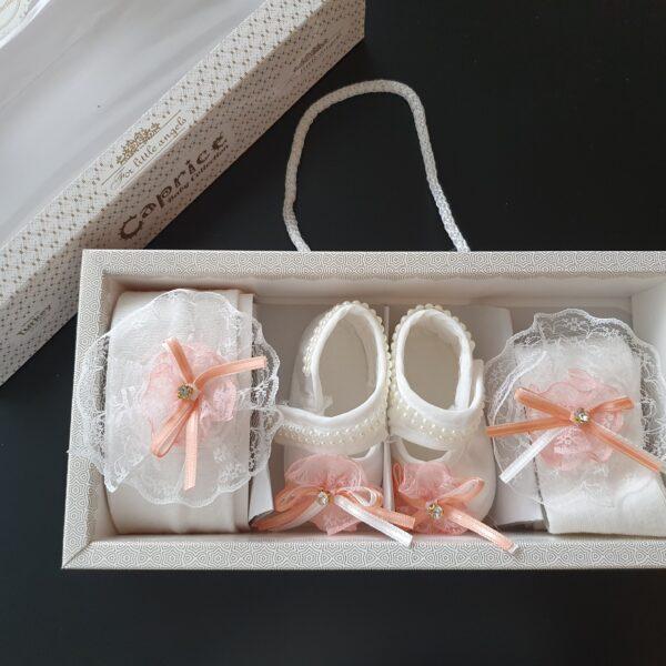 Coffret 3 pièces Princesse, naissance*
