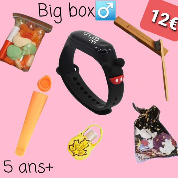 Big box 5 ans+