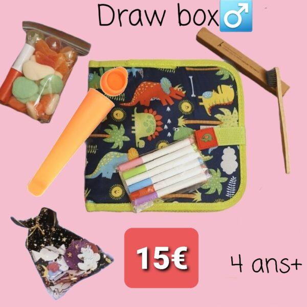Draw box dès 4 ans