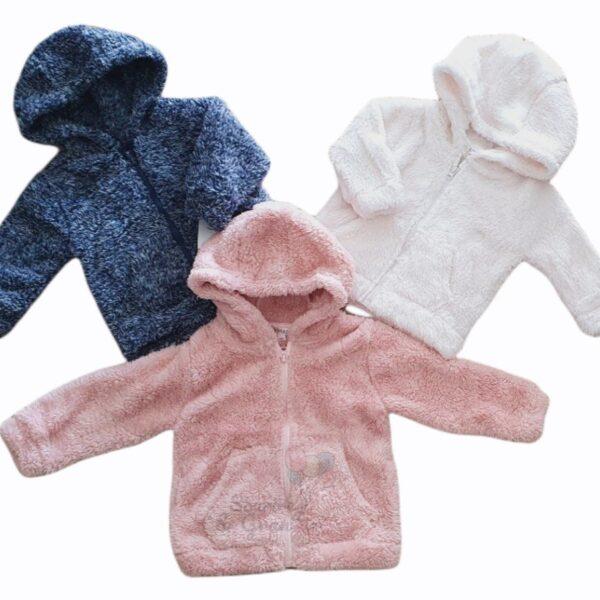 Veste pilou pilou pour bébé