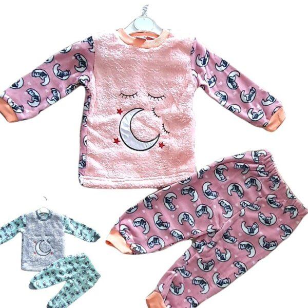 Pyjama polaire pilou pilou
