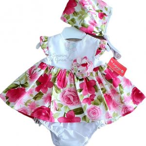 robe été pour bébé 3 mois